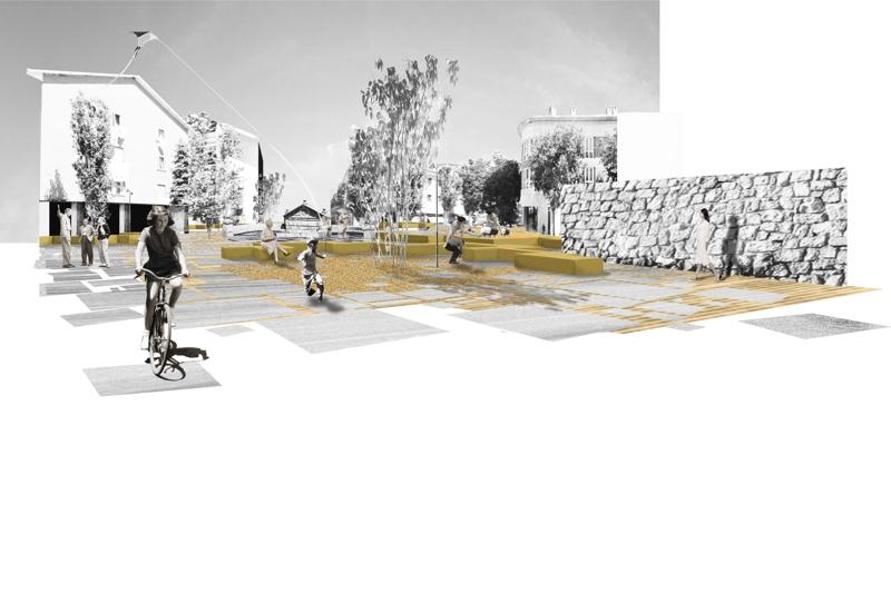 Vista Plaza del Caño